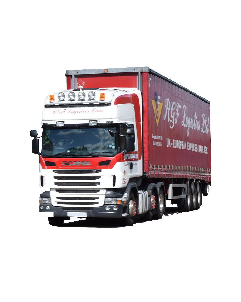 HGV Driver Assessments by RGF