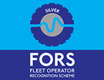 RGF Logistics is a FORS Silver accredited Fleet Operator