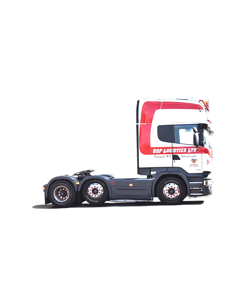 We hire out HGV's from our modern vehicle fleet